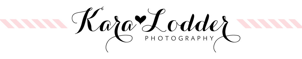 Kara Lodder Photography Blog logo